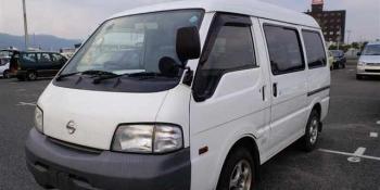 Nissan-vanette